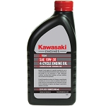 SAE 10W-30 Kawasaki 4 Cycle Oil 1 Quart Bottle 99969-6081