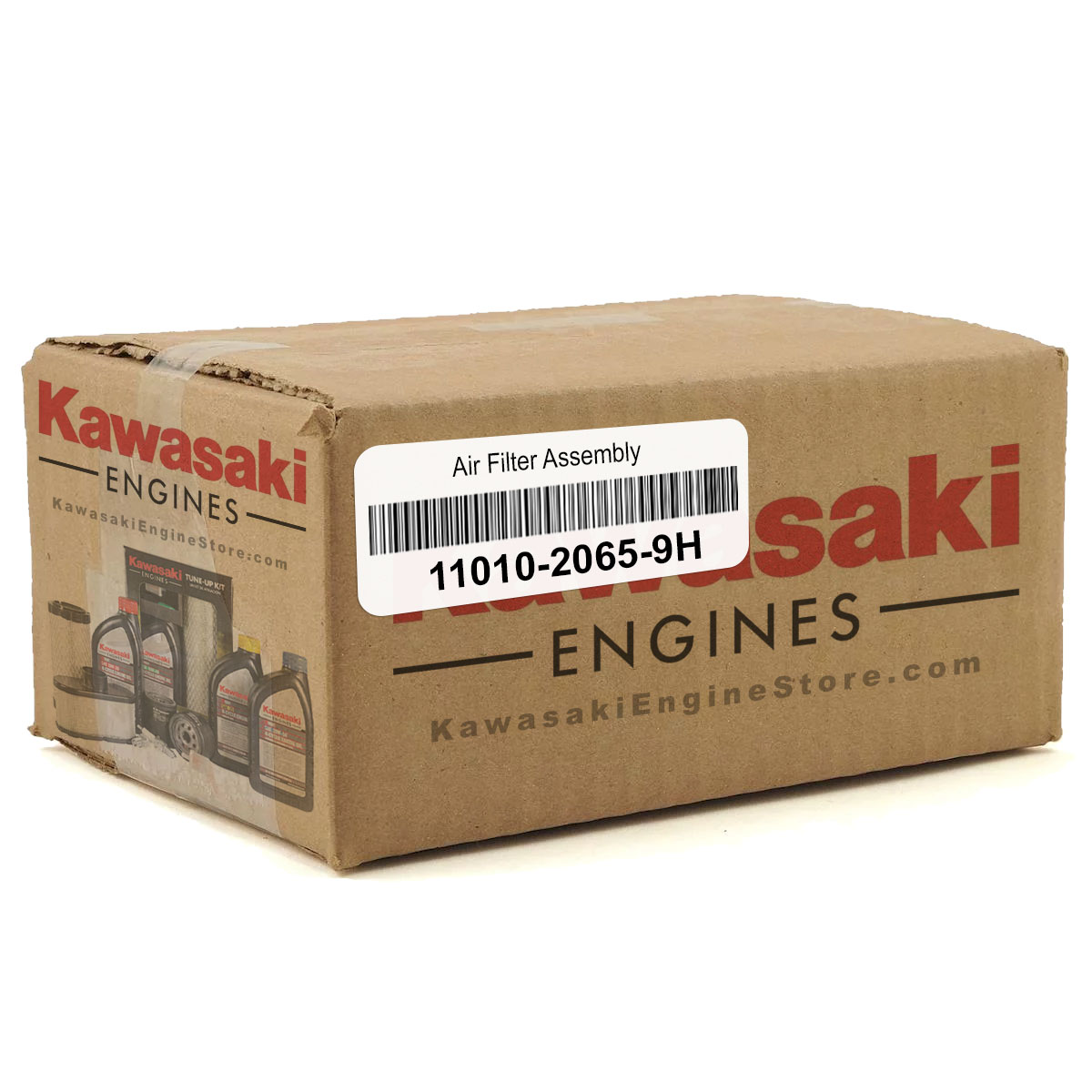 Kawasaki 11010-2065-9H Air Filter Assembly