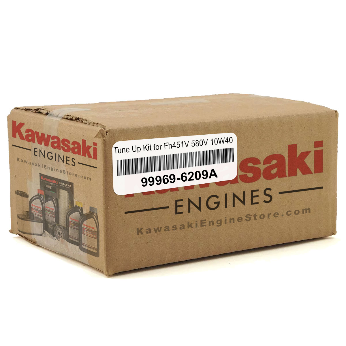 Kawasaki 99969-6209A Tune Up Kit for Fh451V 580V 10W40